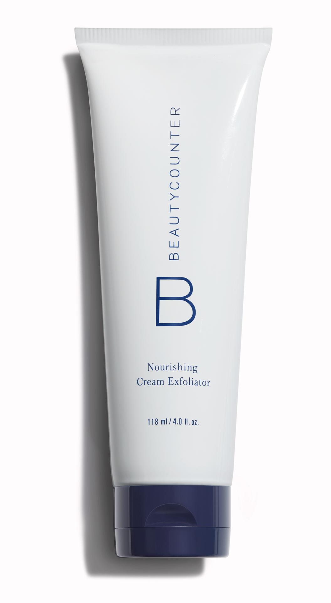 Nourishing cream exfoliator cleansers toners beautycounter ccuart Images