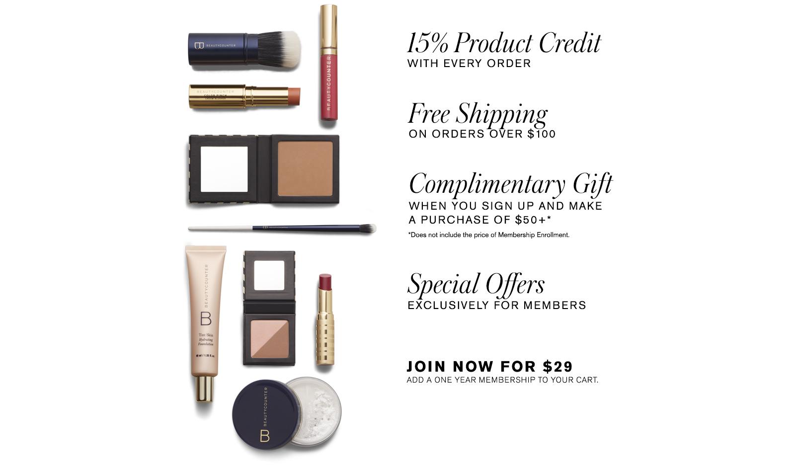 Band of Beauty - Beautycounter Membership Program