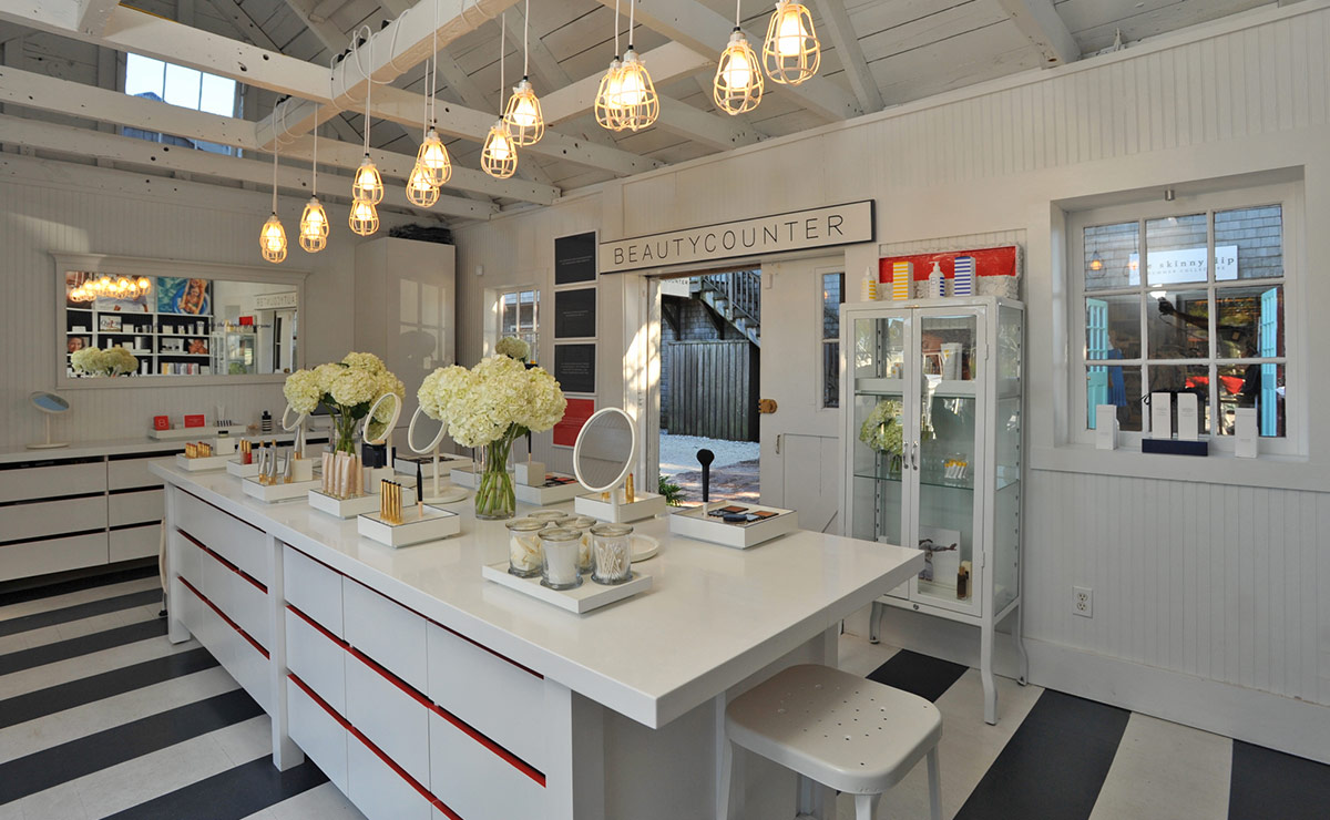 Beautycounter - Nantucket Pop-up Shop